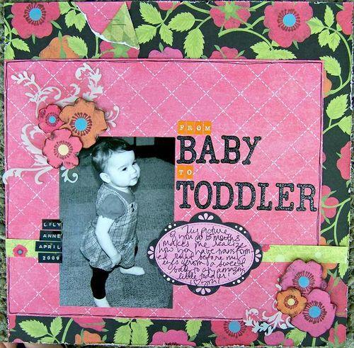 Emily jonesFrom_Baby_To_Toddler