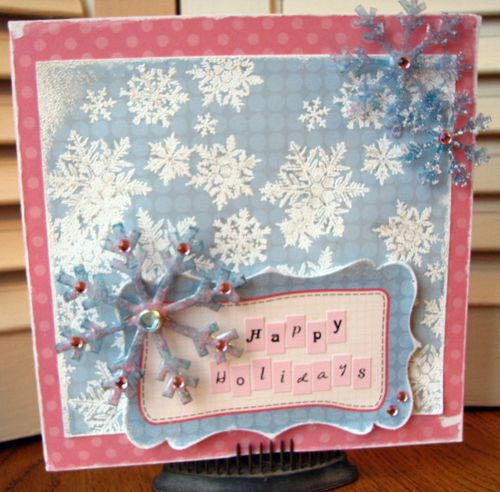 Melanie card