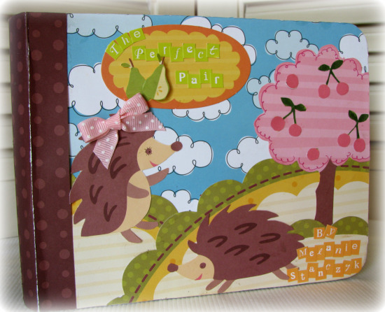 Melanie Stanczyk Book cover 1 MLS March lil' Critter