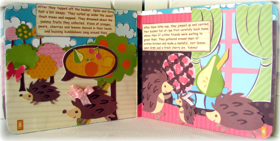 Melanie stanczyk book 5 and 6 lil critter