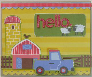 Melanie Stanczk Simple Life August card 1