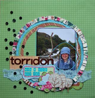 Beckie Sept Torridon