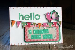 BeckieDreyer_Nov_Card_hello Bird