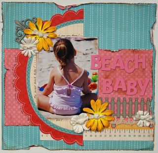 MLS - Beach Baby (Sew Cute)