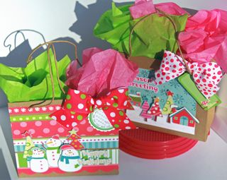 Susan gift bags