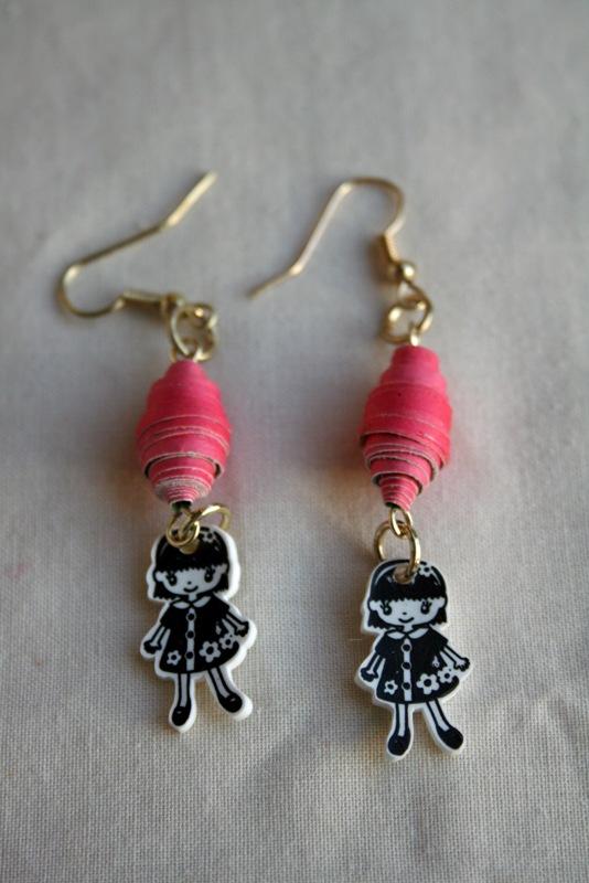 Beckie D CAAB Earrings
