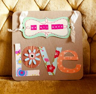 We all need love card