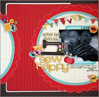 Sew cute sew happy