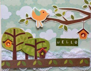 Card1linda