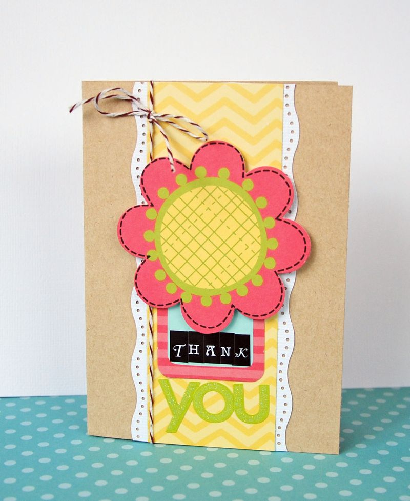 Zoe N - Garden Party - May - Card