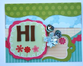 Card 4 Shelly Home Tweet Home