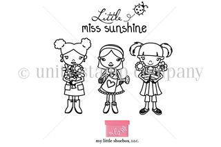 Little miss sunshine PROMO