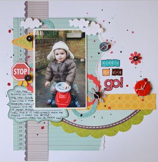 Zoe N - Destinations - August - Layout
