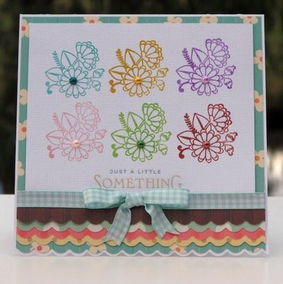 Melinda - EG - SEP - Just a little something card