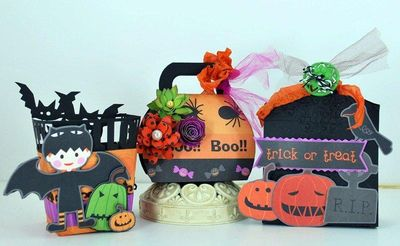 All Treat boxes