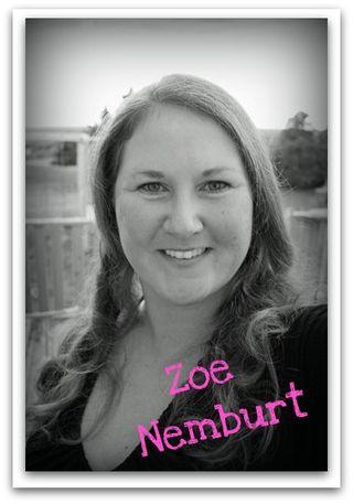 Headshot Zoe