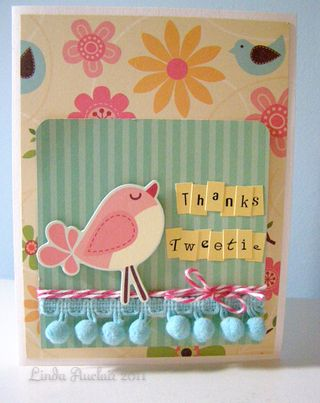 Mls tweetie card