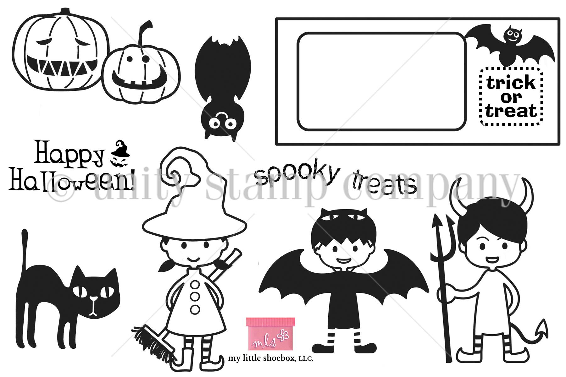 Little spooky treats PROMO