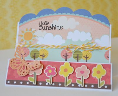 Playground september Zoe Card