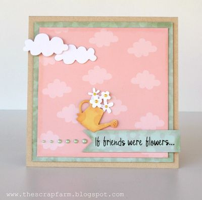 Melinda - OCT - PLT - If Friends Card