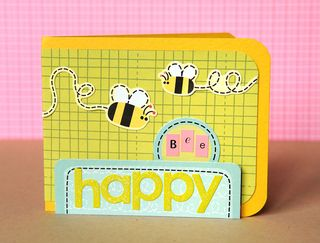 Bee-Happy-card