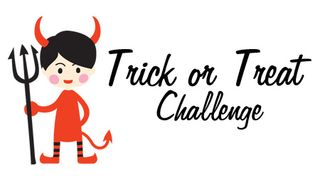 Trick or Treat Challenge badge