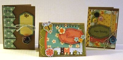 Sept Cards Shelly Enchanted Garden
