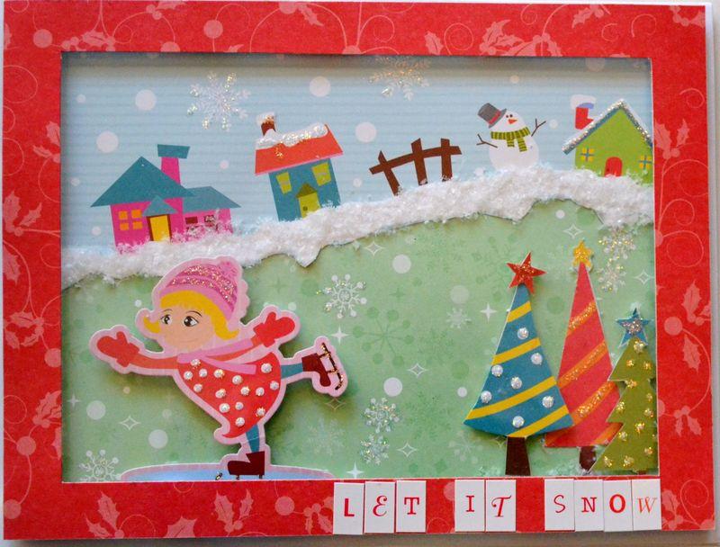 Winter Wonderland Card1 Linda-Nov