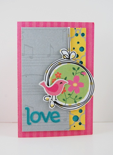 Card 1 Mandy