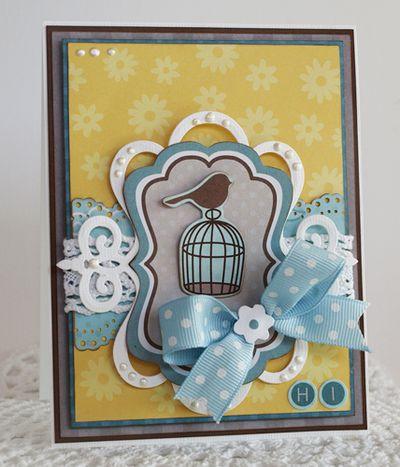 Card2kristine
