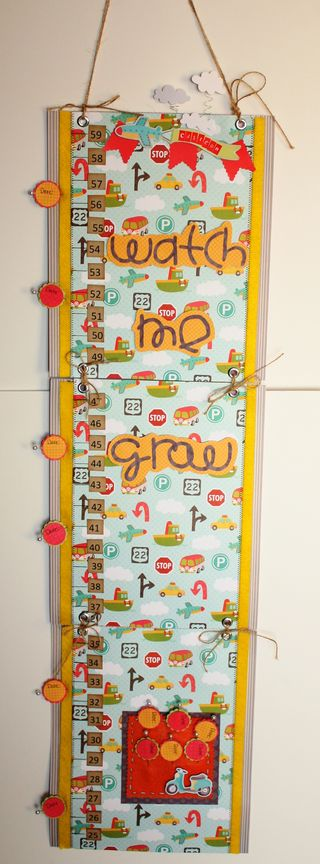 My little shoebox- growth chart-pattie beltran