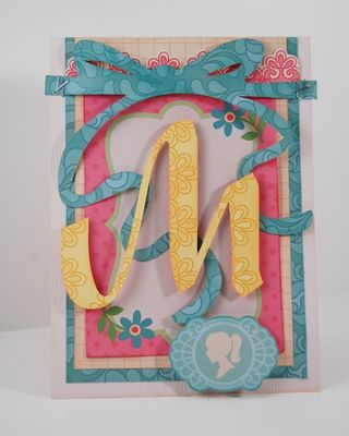 Card 2 Mandy