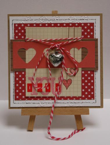 Mliedtke love you card