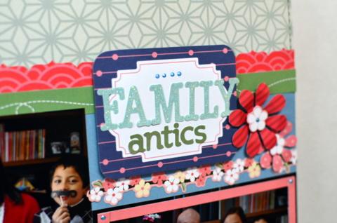 Family antics (2)