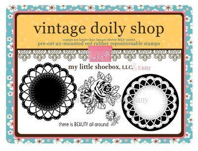 Vintage Doily shop