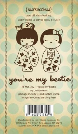 You're my bestie