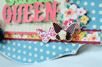 Scrap queen plaque (4)
