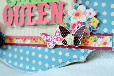 Scrap queen plaque (4)