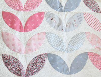Petal-quilt