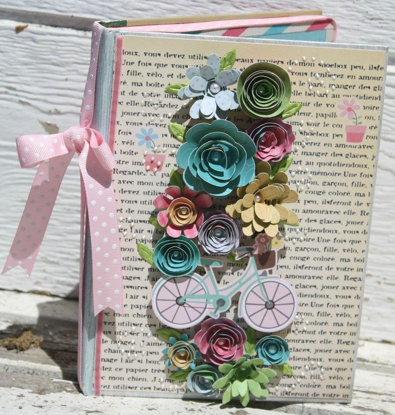 Jenifer_Cowles_MA_Altered Book cover