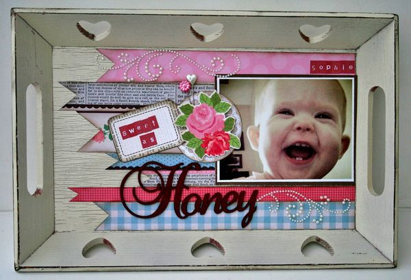 Sweet vintage shop creations my little shoebox My secret garden bay city